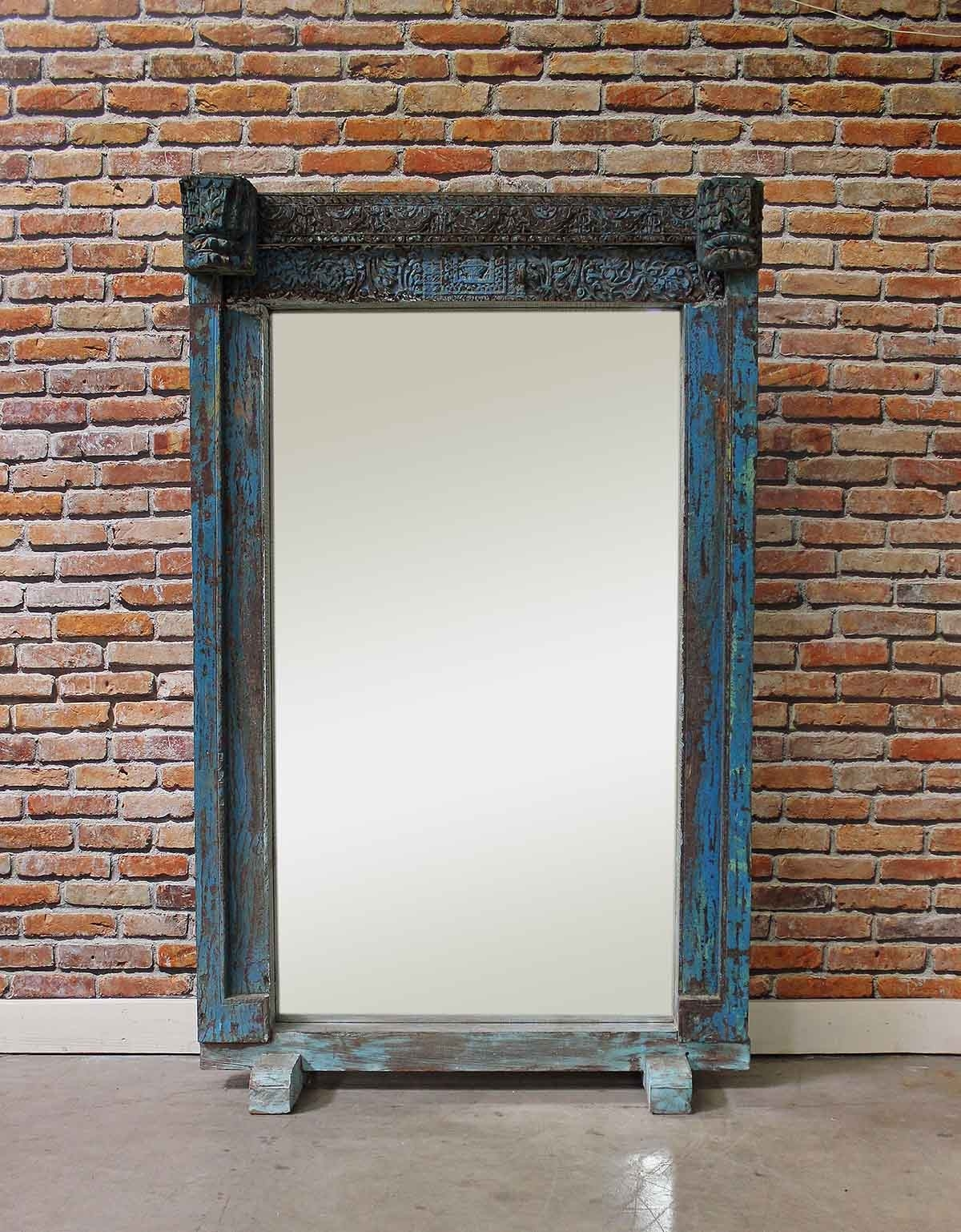 Featured Image of Vintage Large Mirror