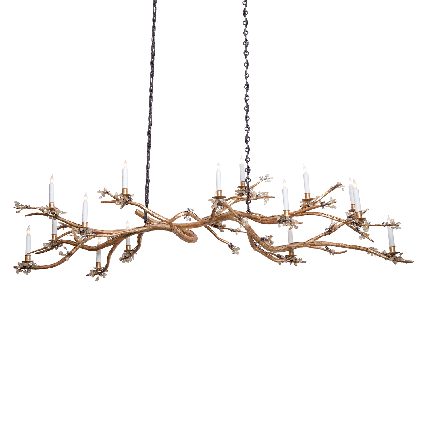 Twig Chandelier Home Decor Throughout Branch Chandeliers (Image 14 of 15)