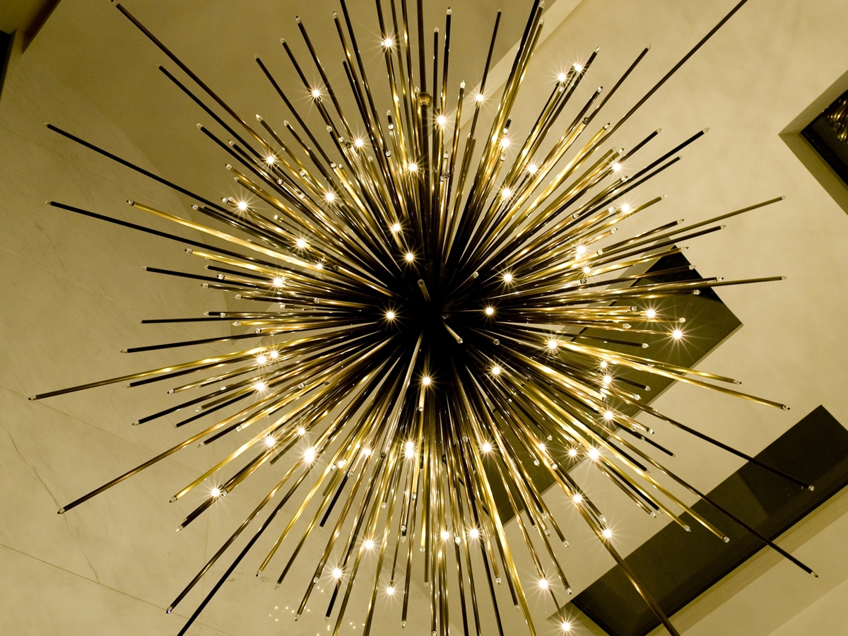 Featured Image of Ultra Modern Chandelier