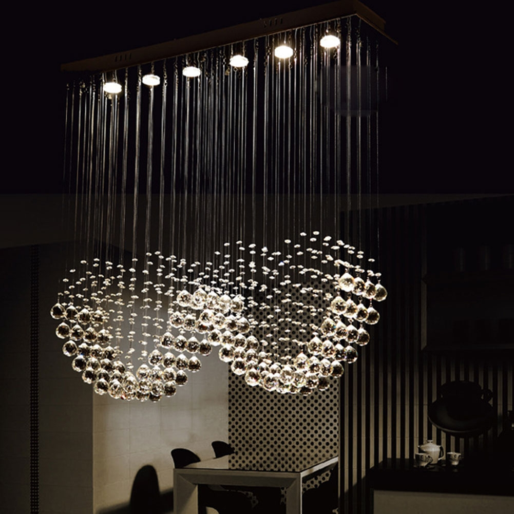 Ultra Modern Chandelier Ultra Modern Chandelier Lighting Stylish Throughout Ultra Modern Chandelier (Image 13 of 15)