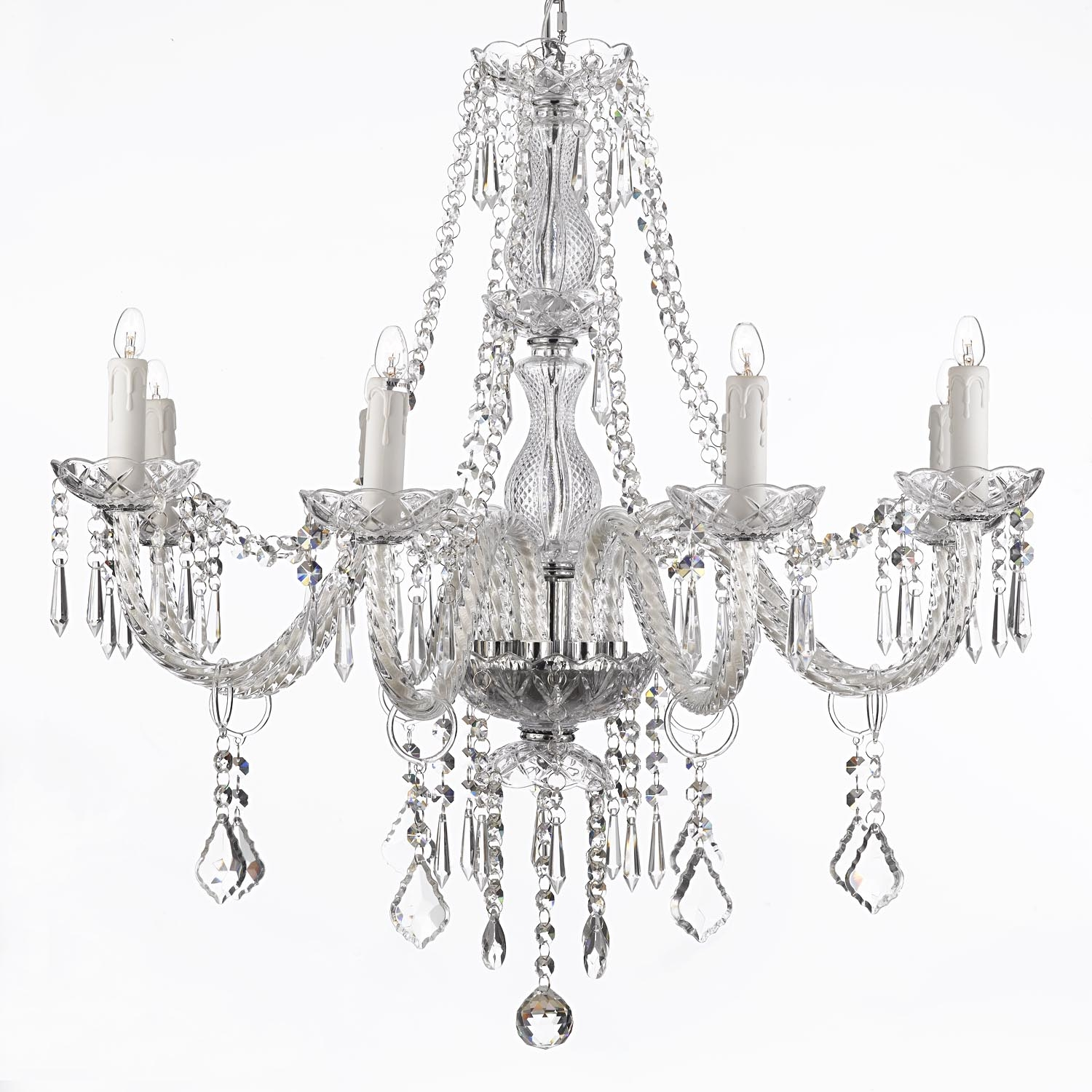 Featured Image of Silver Chandeliers