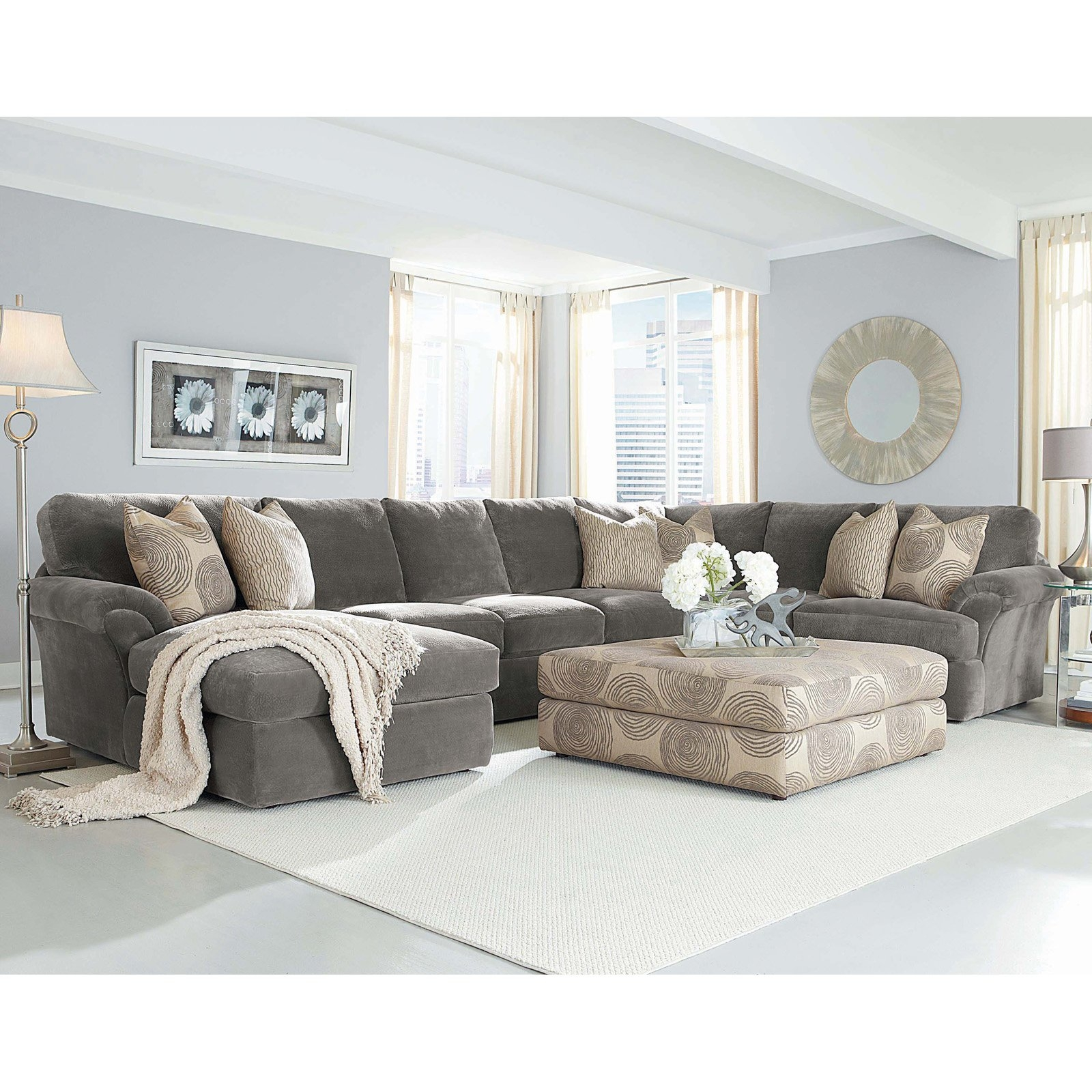 Unique Bradley Sectional Sofa 57 With Additional Top Rated Throughout Champion Sectional Sofa (Image 15 of 15)