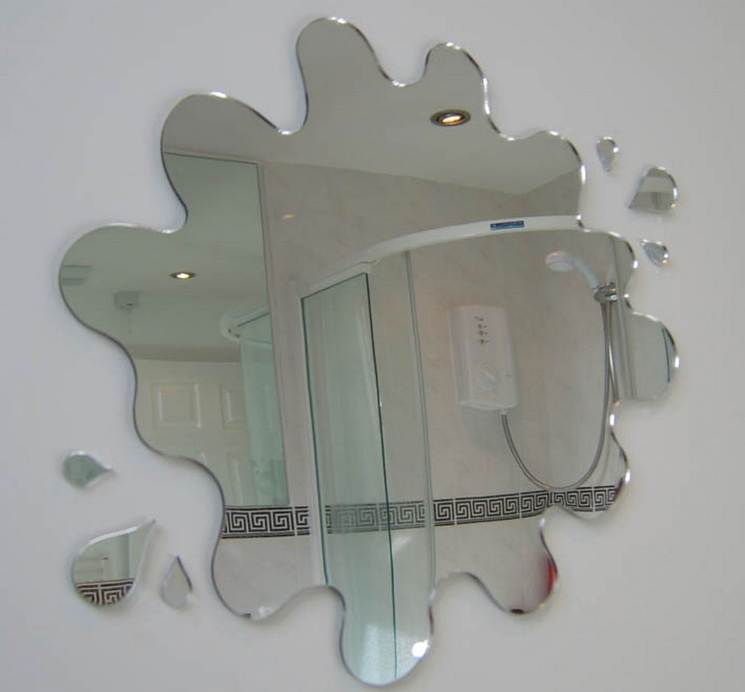 Unique Mirrors Inovodecor With Unusual Mirrors (Image 12 of 15)