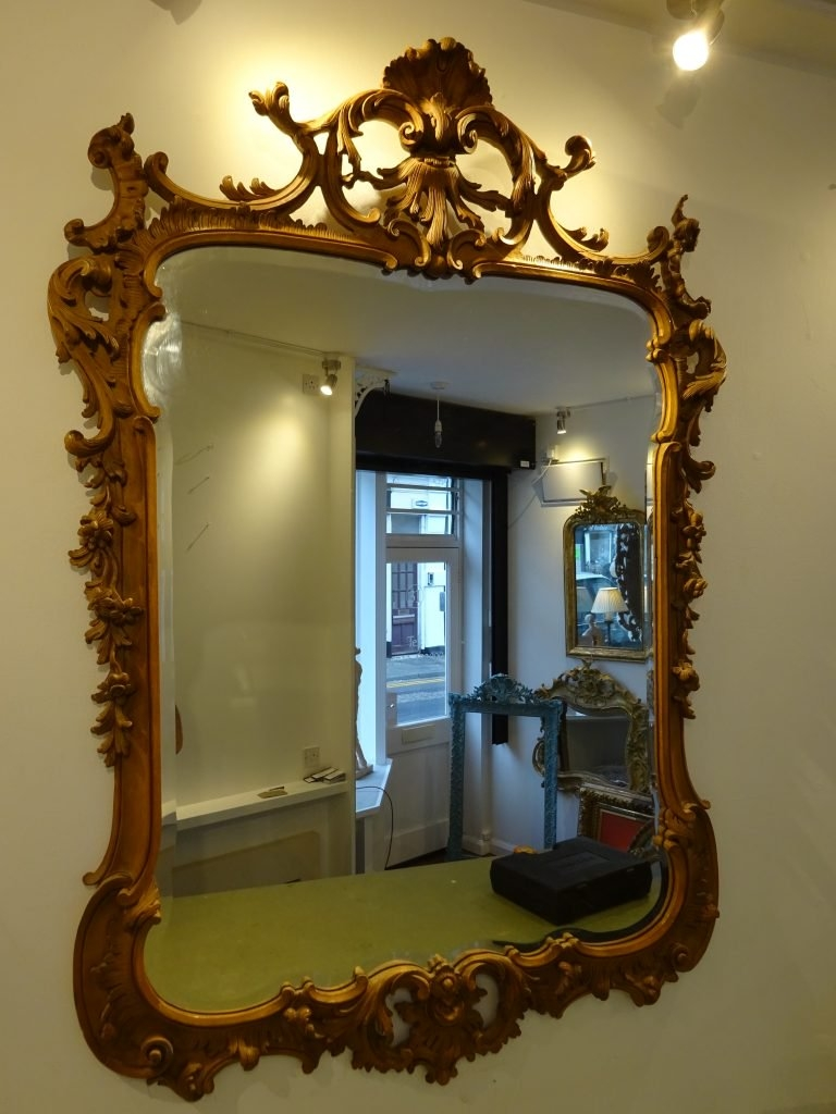 Uniqueantiques On Topsyone Throughout Antique Mirrors London (Image 14 of 15)