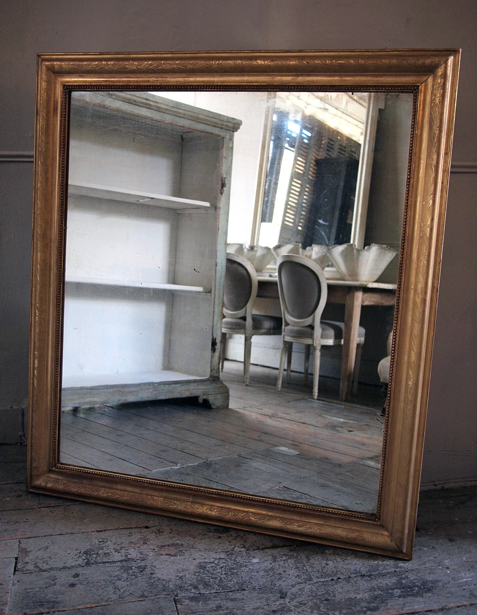 Featured Image of Large Square Mirror