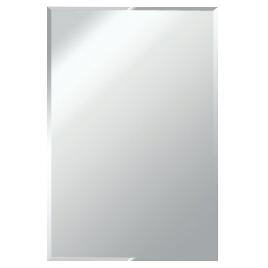 Unusual Large Wall Mirror Gardner Glass Products 30 In X 48 Silver For Unusual Large Wall Mirrors (Image 13 of 15)