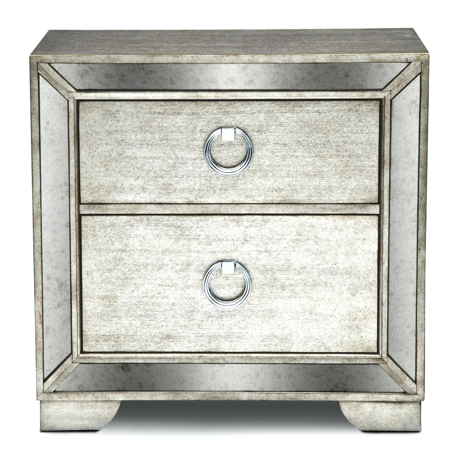 Unusual Shaped Mirror Silver Nightstand Mirrored Nighstands With Regarding Unusual Shaped Mirrors (Image 15 of 15)