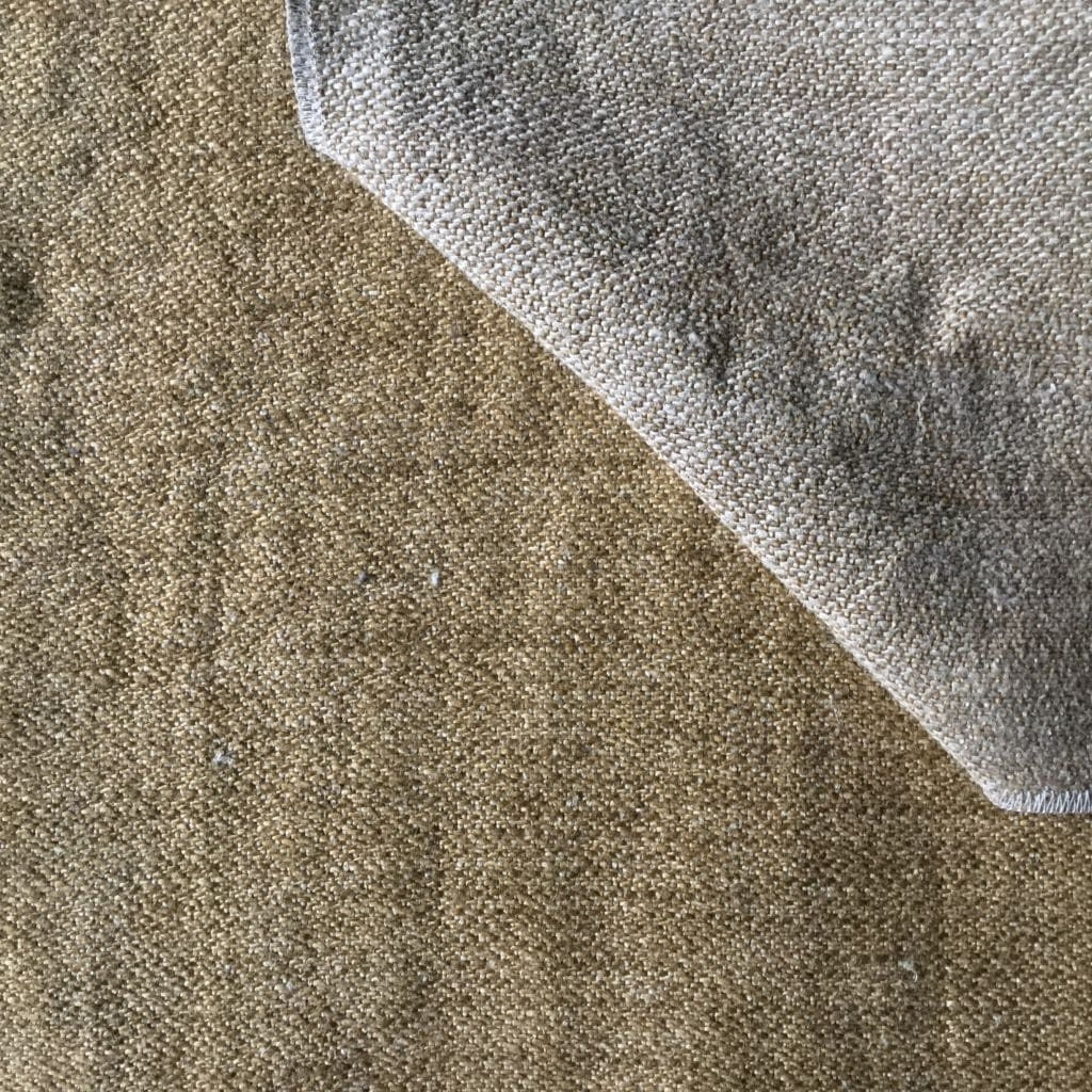 Upholstery Fabric For Curtains Plain Linen Majorque Pertaining To Linen Fabric For Curtains (Image 14 of 15)