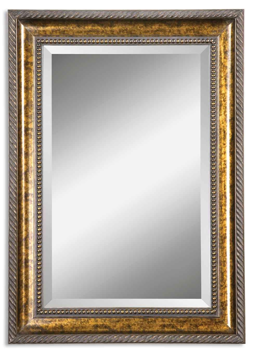 Uttermost 11291 B Sinatra Large Bronze Mirror Throughout Large Bronze Mirror (Image 13 of 15)