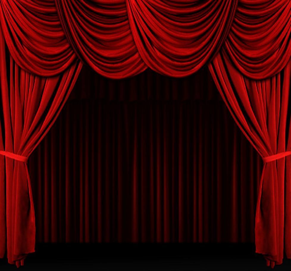 Velvet Curtains Red 4 Ideas About Velvet Curtain Tomichbros Inside Dark Red Velvet Curtains (Image 15 of 15)