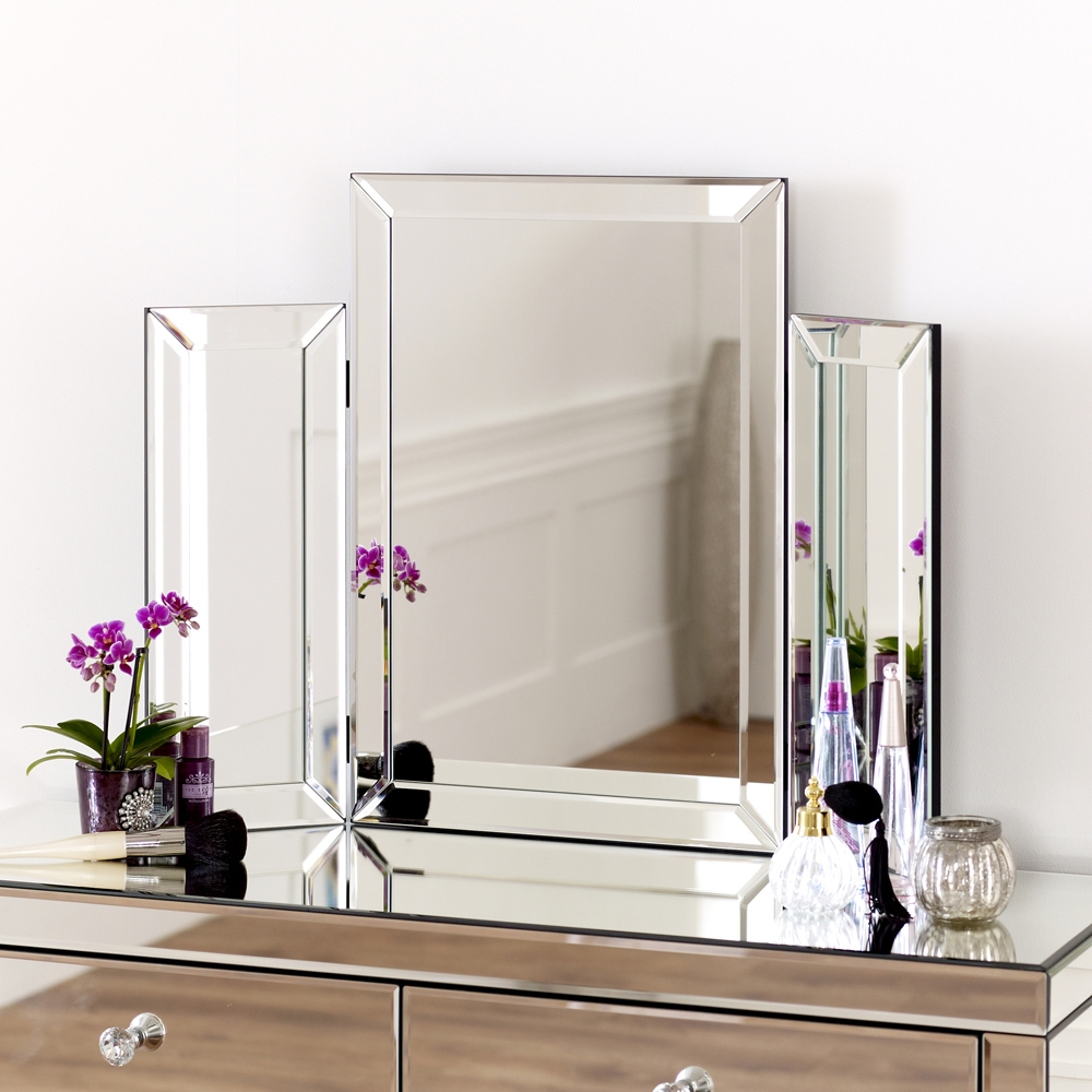 Venetian Dressing Table Mirror In Venetian Dressing Table Mirrors (Image 11 of 15)