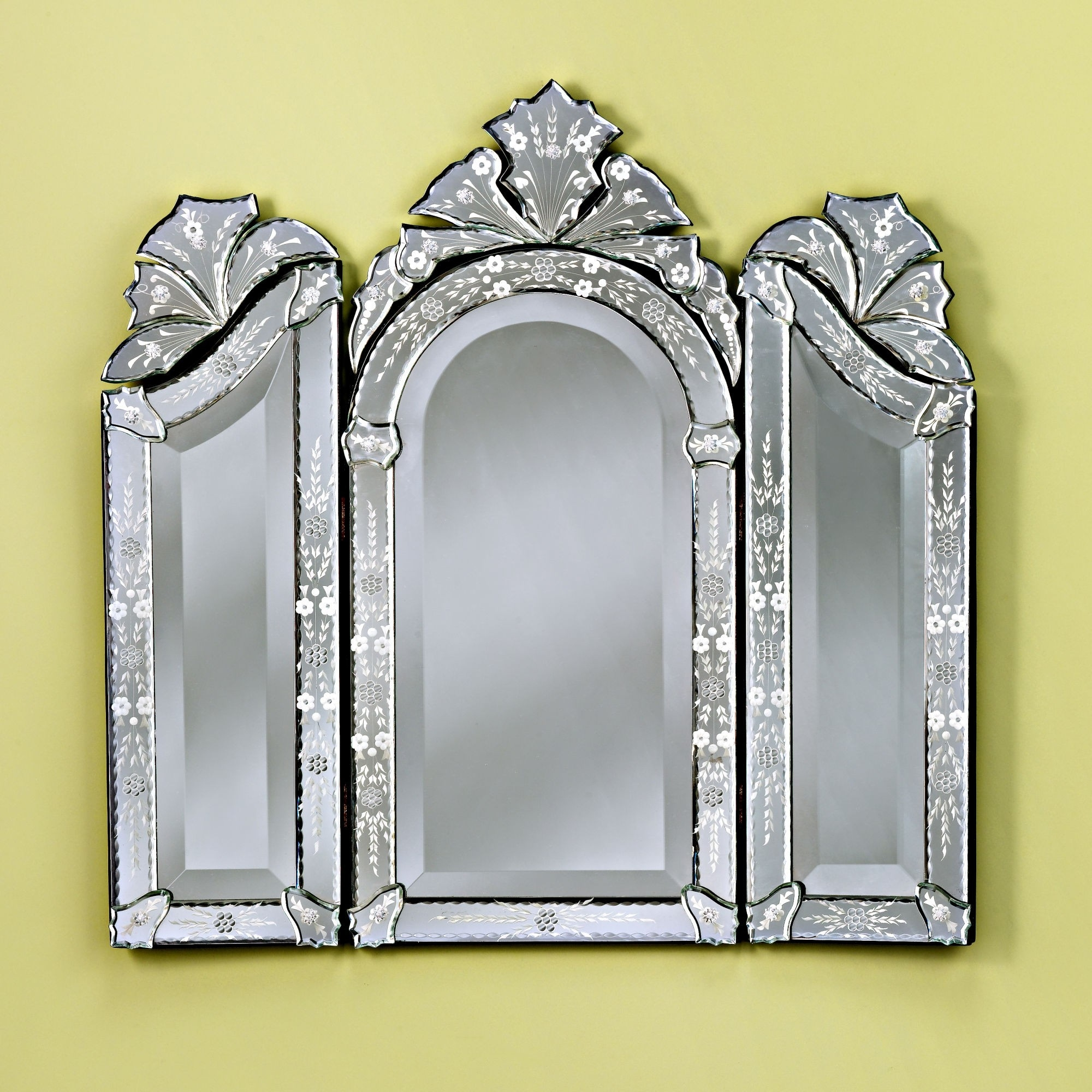 Featured Image of Venetian Wall Mirror