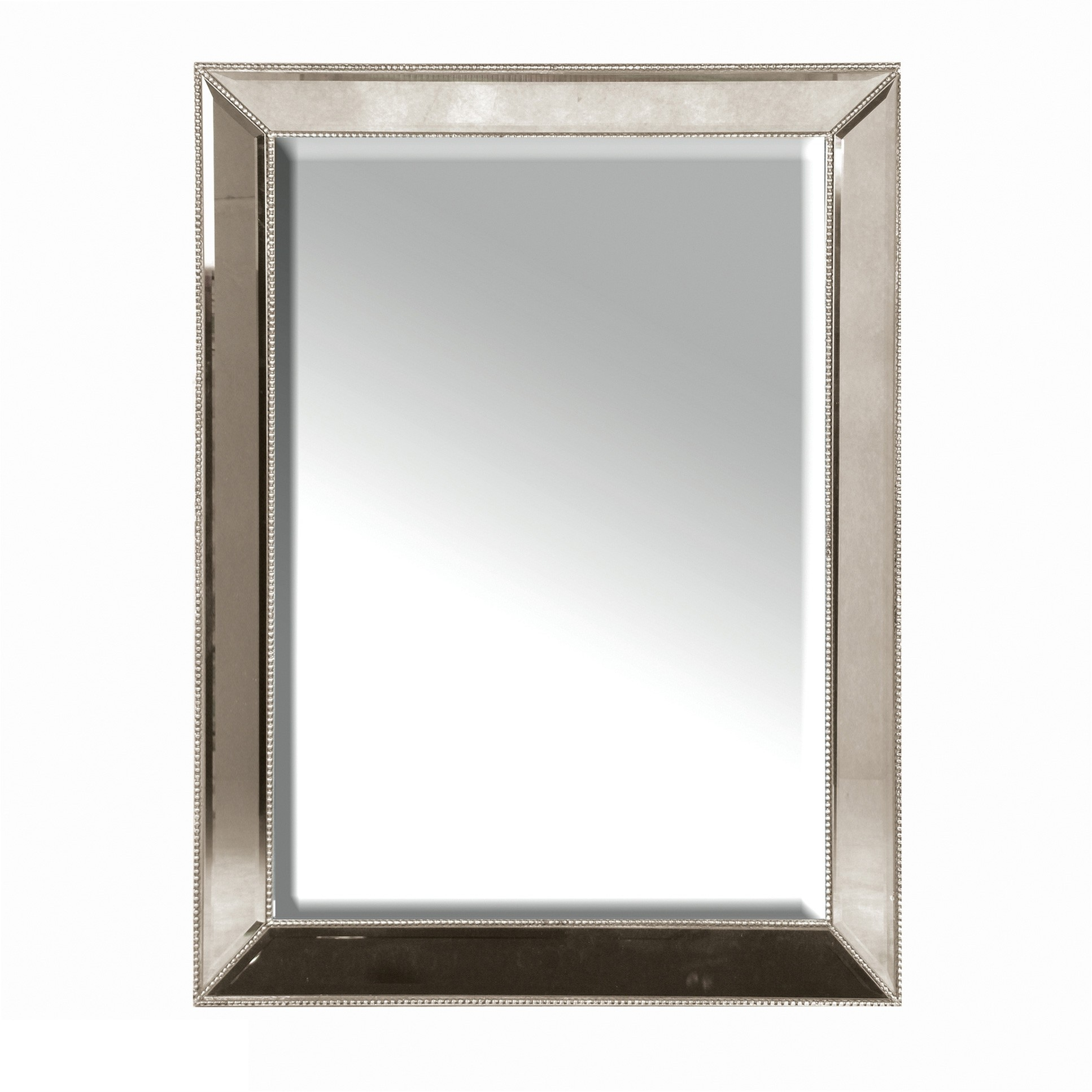 Venetian Mirror With Stud Frame For Square Venetian Mirror (Image 14 of 15)