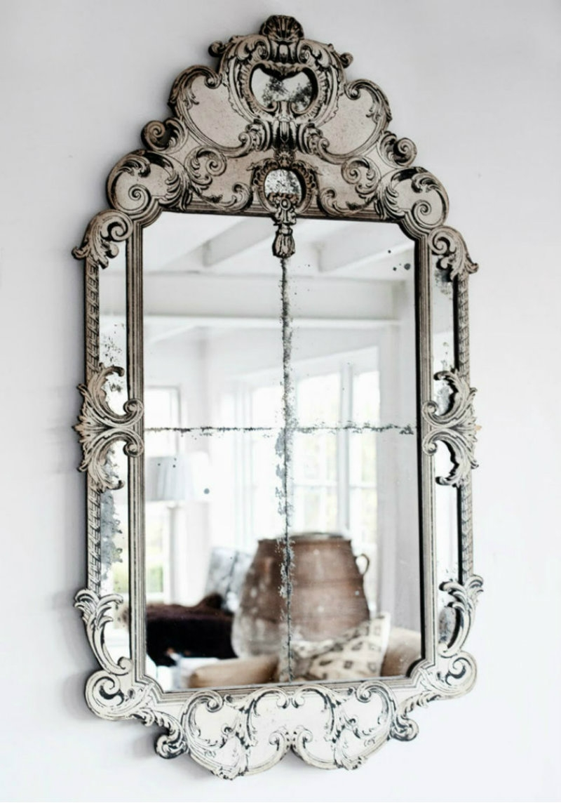 Venetian Mirrors At Isaloni 2015 Covet Edition Inside Heart Venetian Mirror (Image 13 of 15)