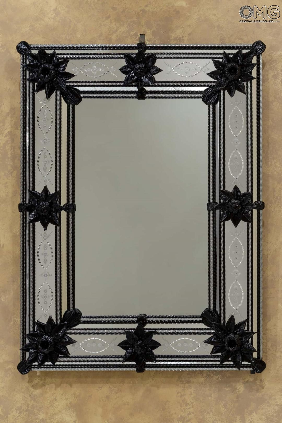 Venetian Mirrors Original From Murano Venice Italy Big Collection Inside Venetian Mirror For Sale (Image 15 of 15)
