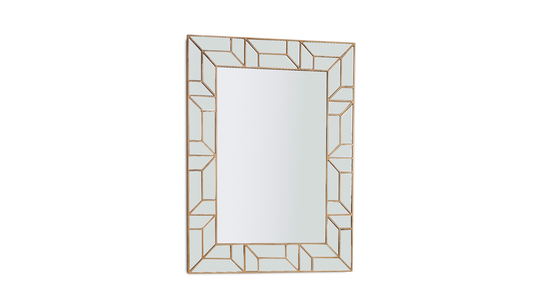 Verbier Rectangular Mirror Buy Online At Luxdeco Inside Buy A Mirror (Image 15 of 15)