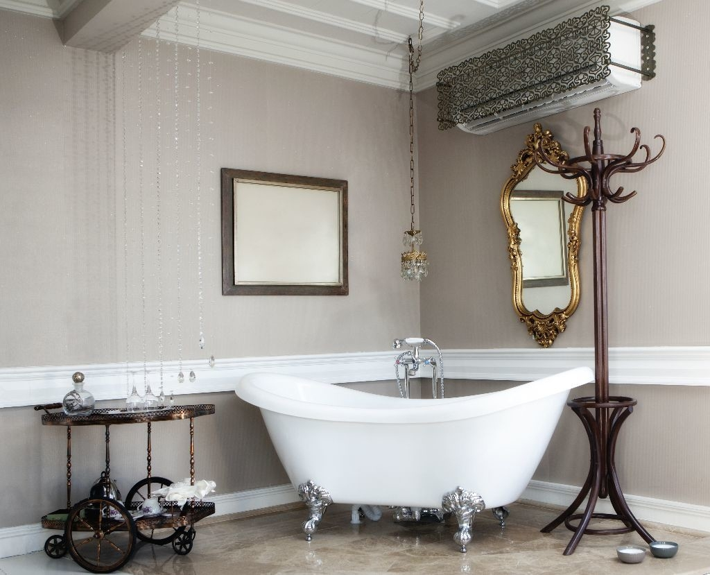 Victorian Style Bathroom Mirrors Home In Victorian Style Mirrors For Bathrooms (View 2 of 15)