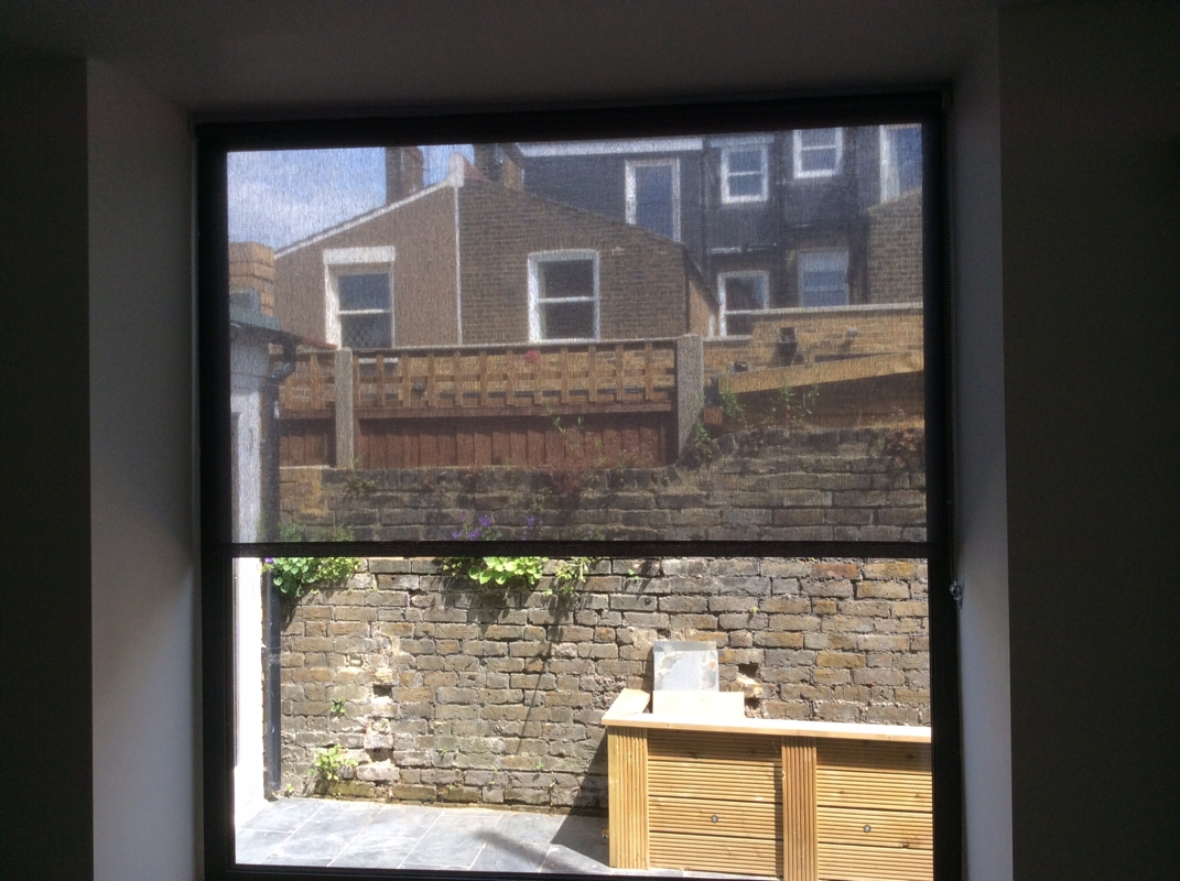 View Our Latest Blind Fittings Blindsfitted In Sheer Roller Blinds (Image 13 of 15)