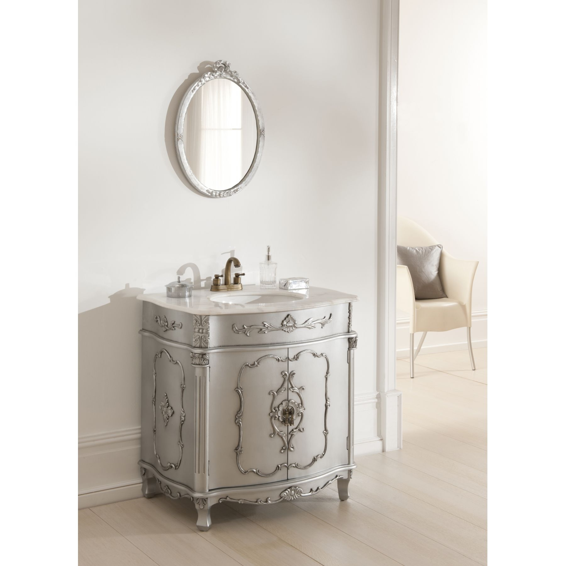 vintage bathroom mirror 15 photos vintage bathroom mirrors mirror ideas 14961