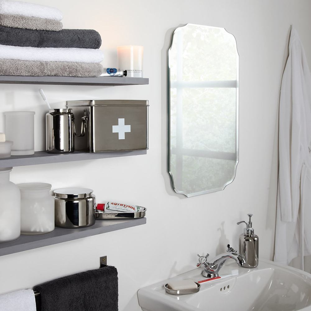 15 Collection of Antique Bathroom Mirrors Sale | Mirror Ideas