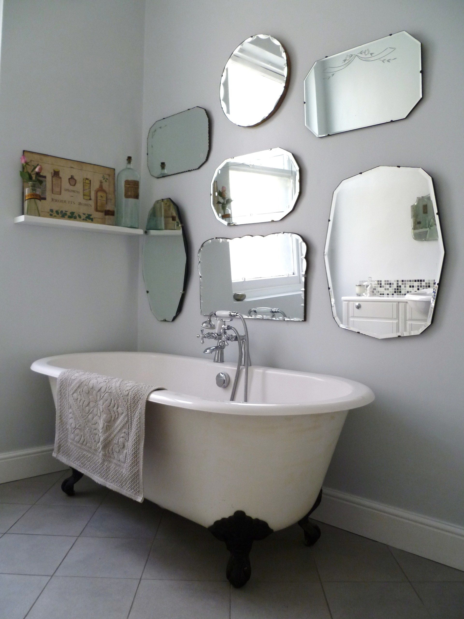 Vintage Bathroom Mirrors Sale Home Pertaining To Antique Bathroom Mirrors Sale (Image 15 of 15)
