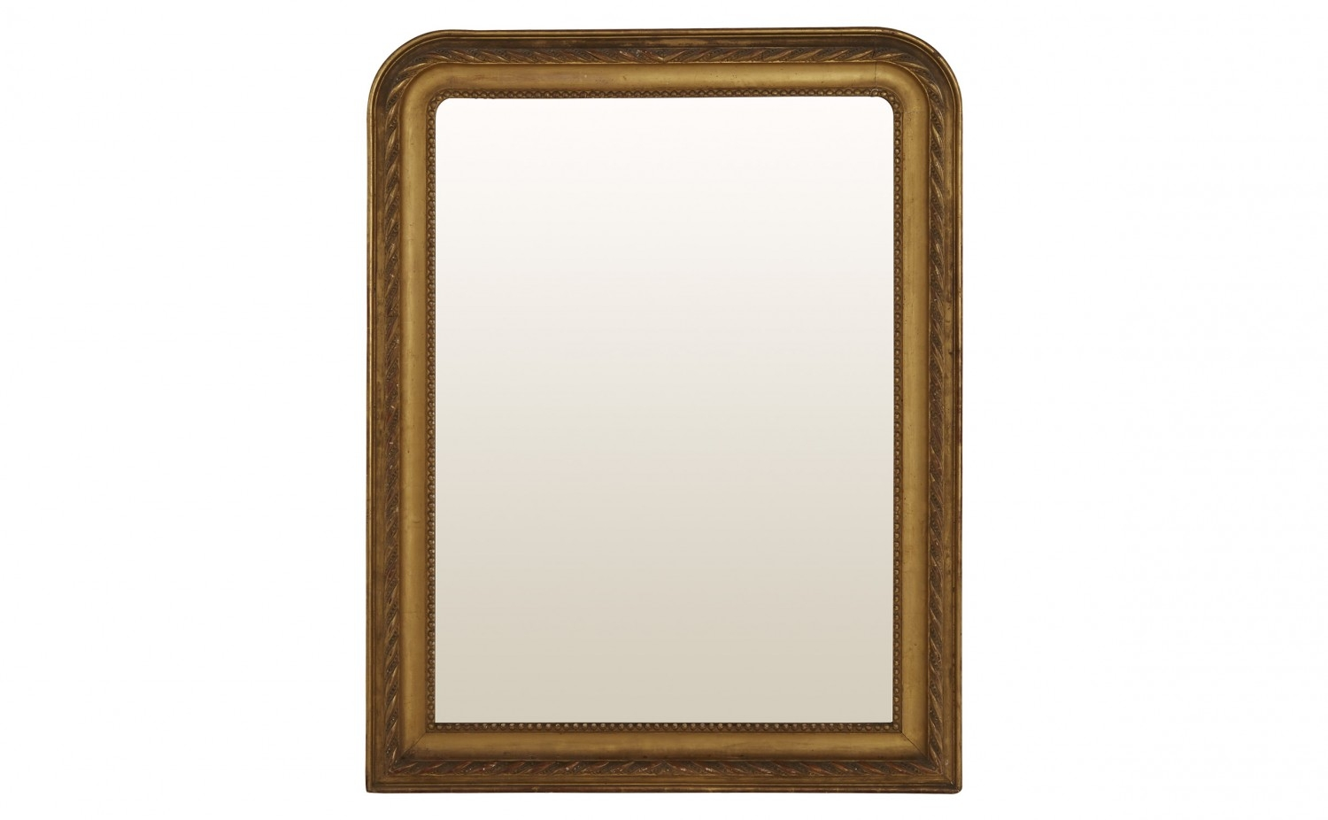 Vintage Gilt Mirror Jayson Home With Regard To Gilt Mirror (View 10 of 15)