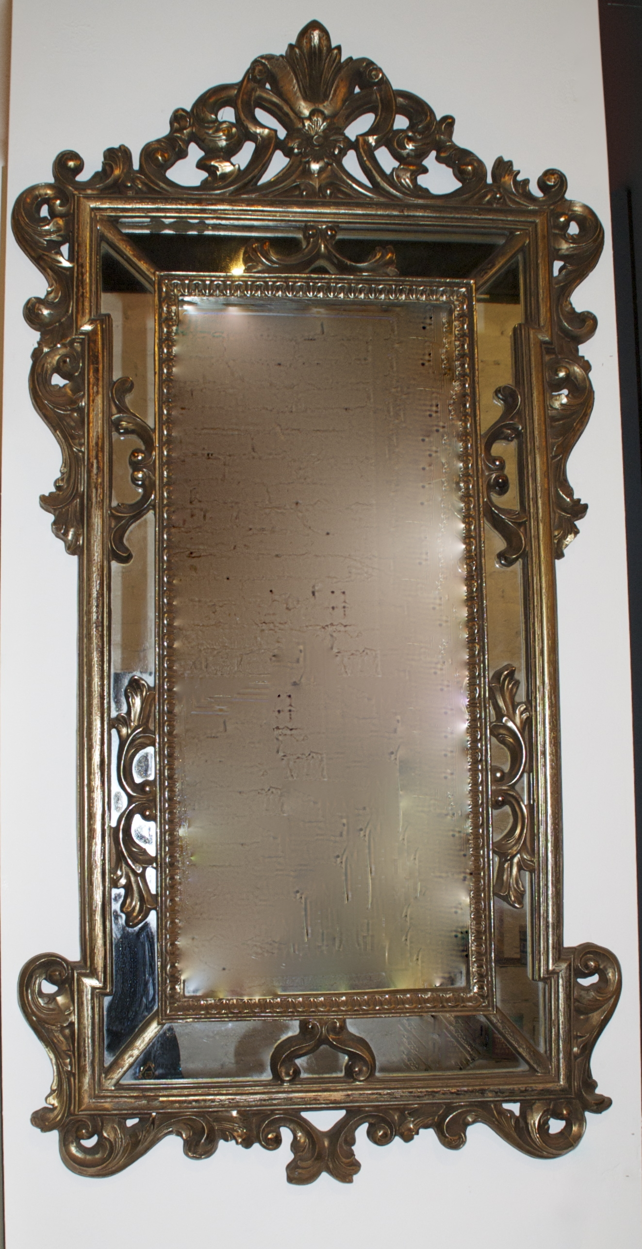 Vintage Pieces Suite Pieces Throughout Antique Ornate Mirror (Image 15 of 15)