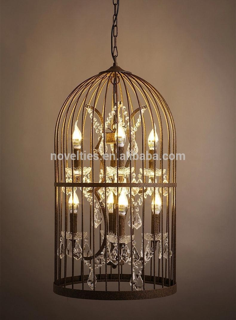 Vintage Retro Chandelier Rustic Iron Candle Chandeliers For With Chandelier For Restaurant (Image 15 of 15)