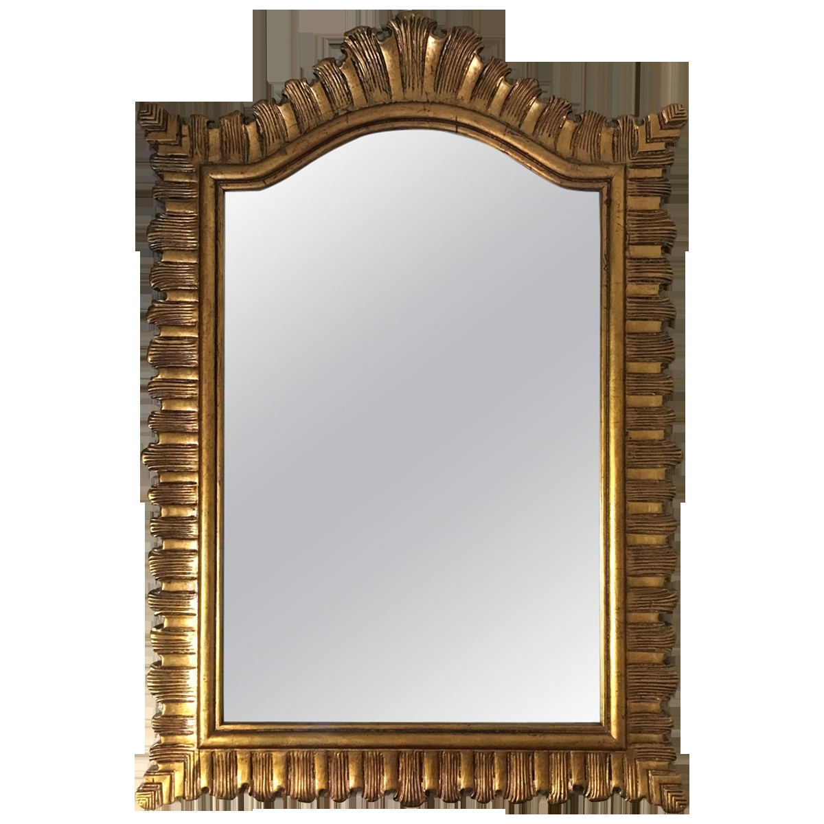 Viyet Designer Furniture Accessories Traditional Large Gold In Gold Gilt Mirrors (Image 15 of 15)