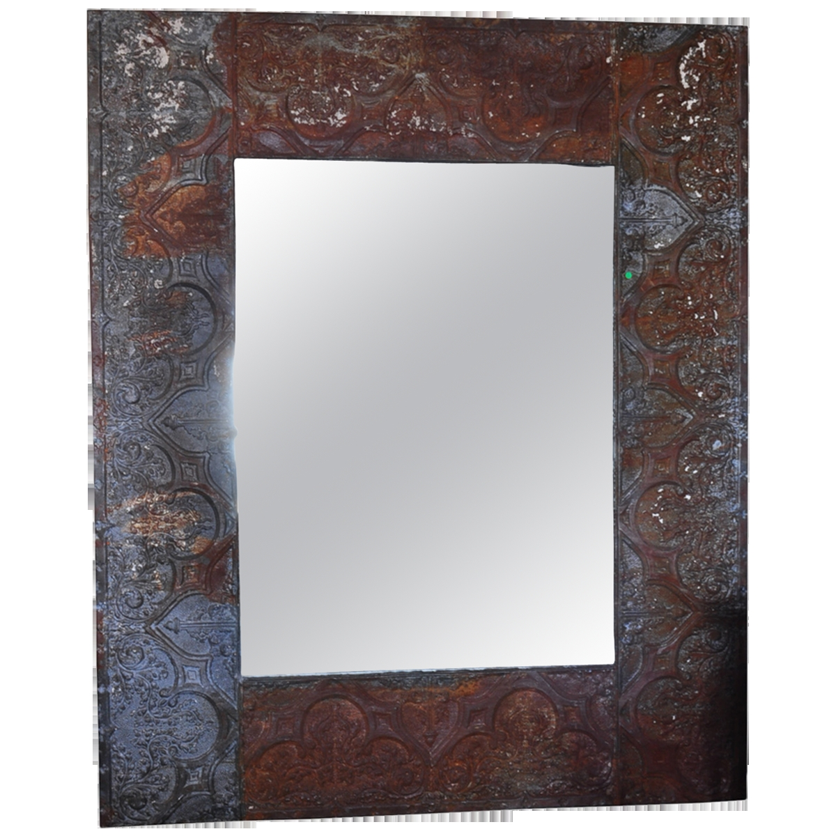 Viyet Designer Furniture Accessories Vintage Large Mirror In With Regard To Vintage Large Mirror (Image 15 of 15)