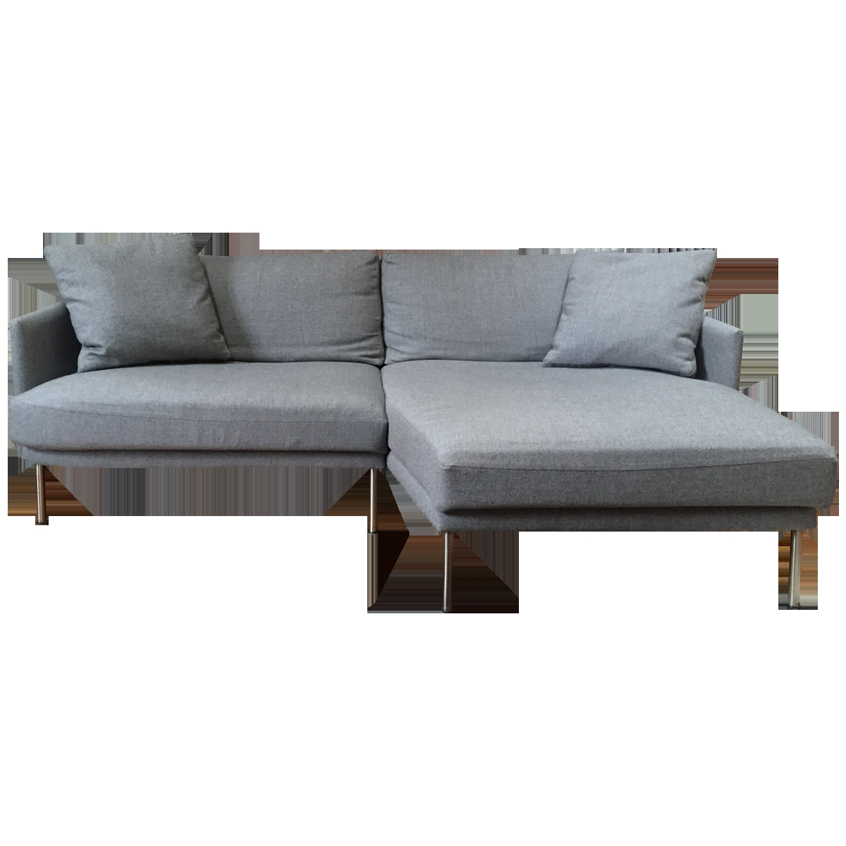 Viyet Designer Furniture Seating Design Within Reach Camber In Compact Sectional Sofas (Image 15 of 15)