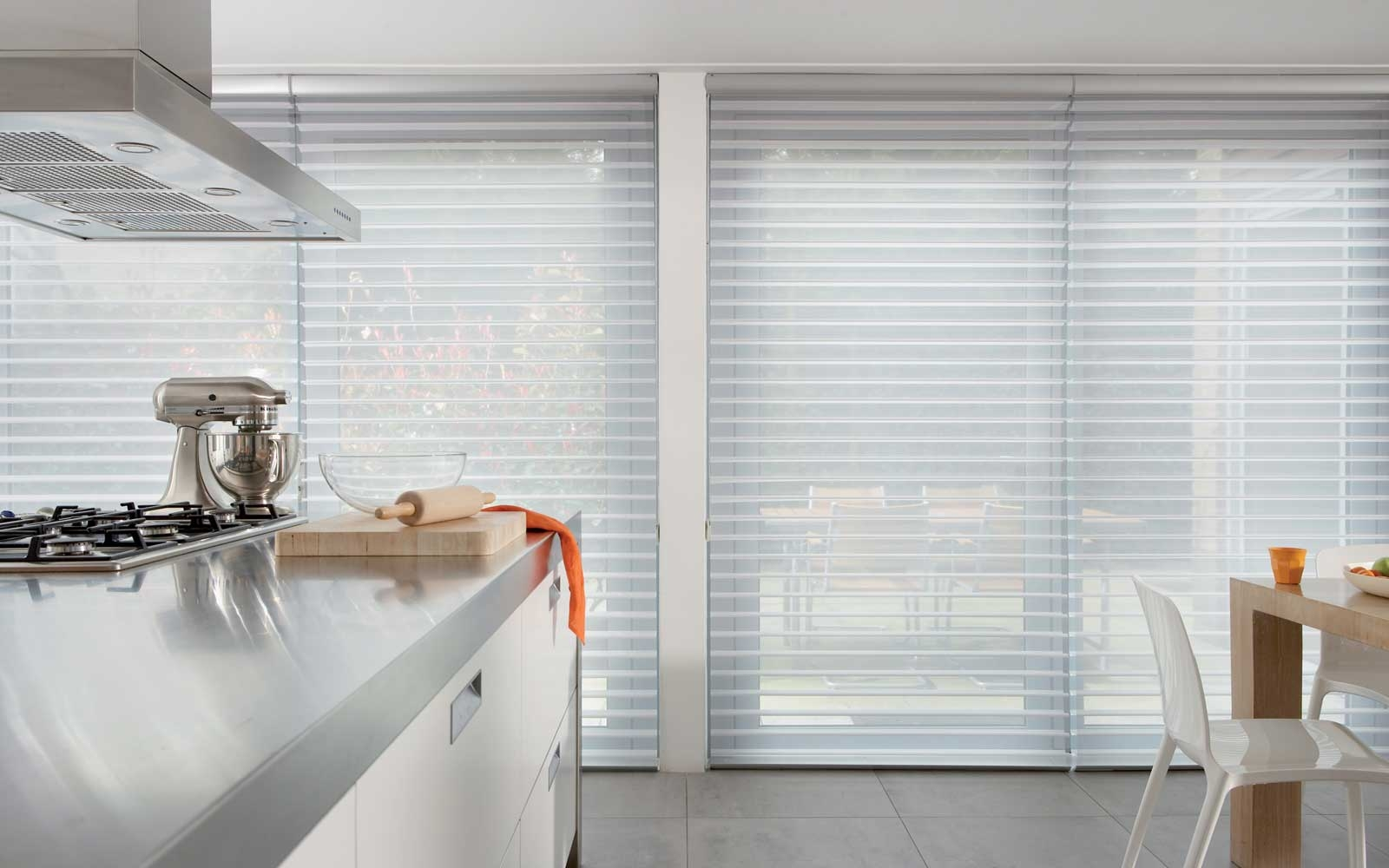 Voile Blinds Surrey Blinds Shutters Regarding Voile Blinds (View 2 of 15)