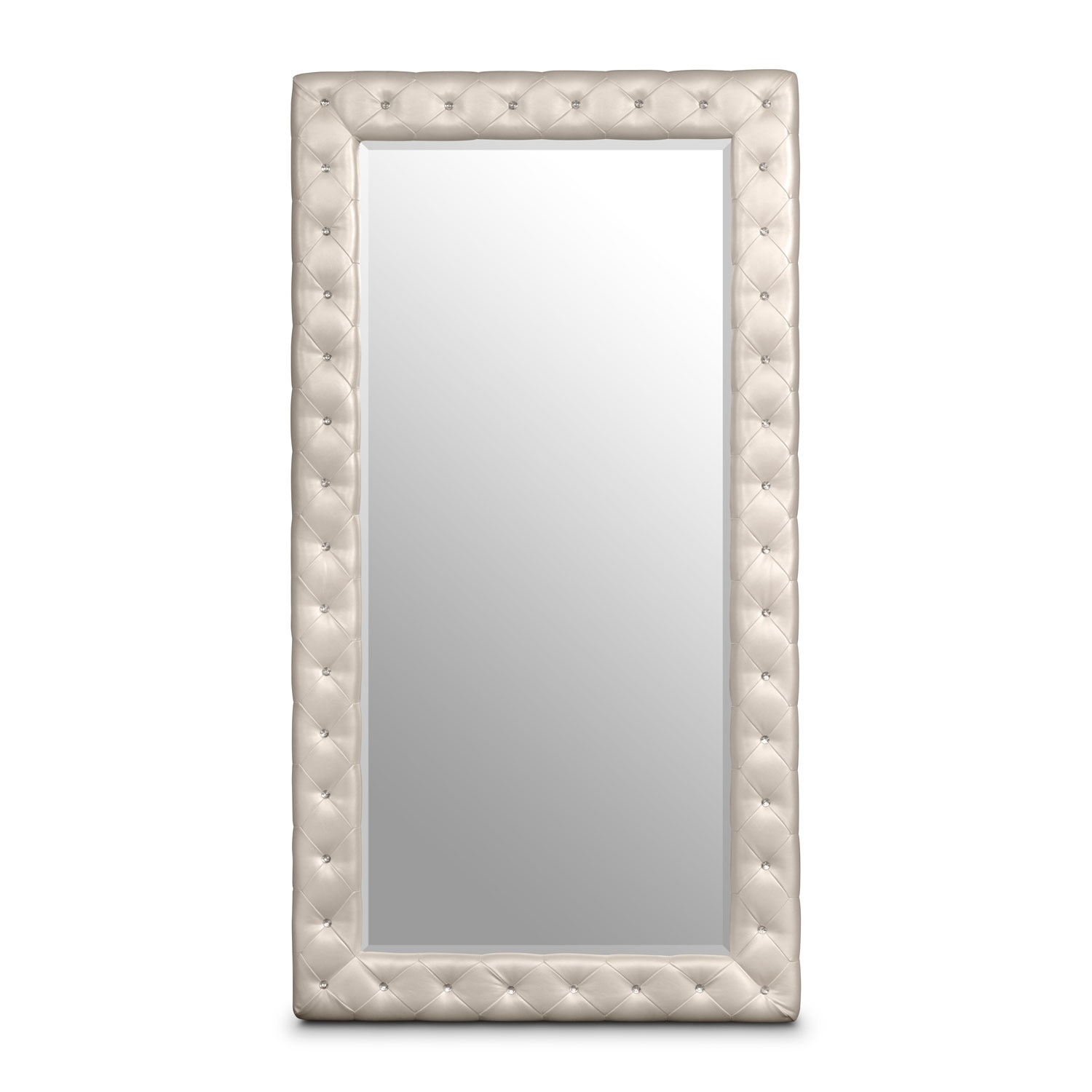 Featured Image of Bling Floor Mirror