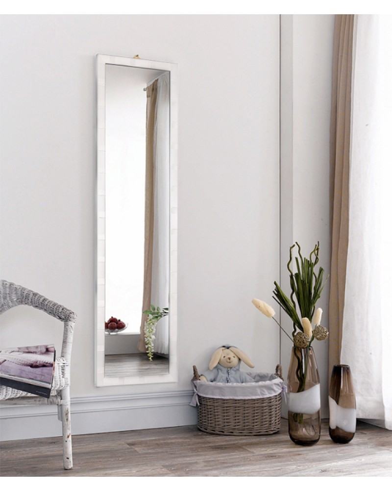 Mirror full length decorative mirror 12 of 15 photos for Cool full length mirror