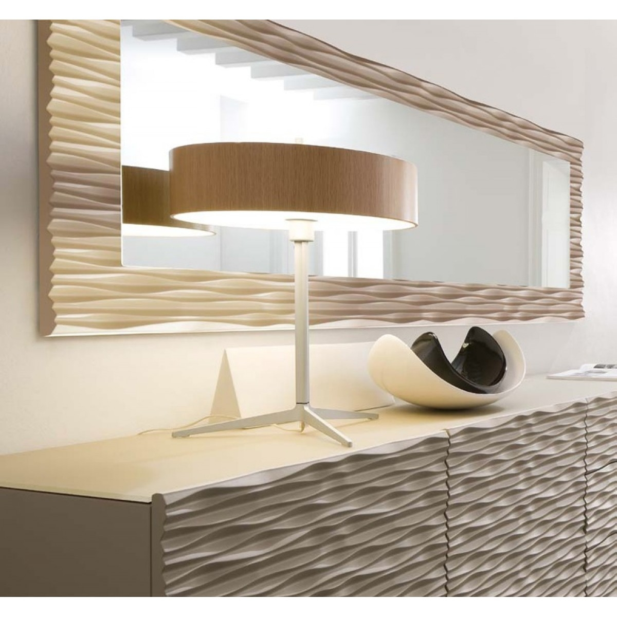 Wall Mirrors Contemporary Amazing Large Designer Wall Mirrors With Regard To Wall Mirrors Contemporary (Image 15 of 15)
