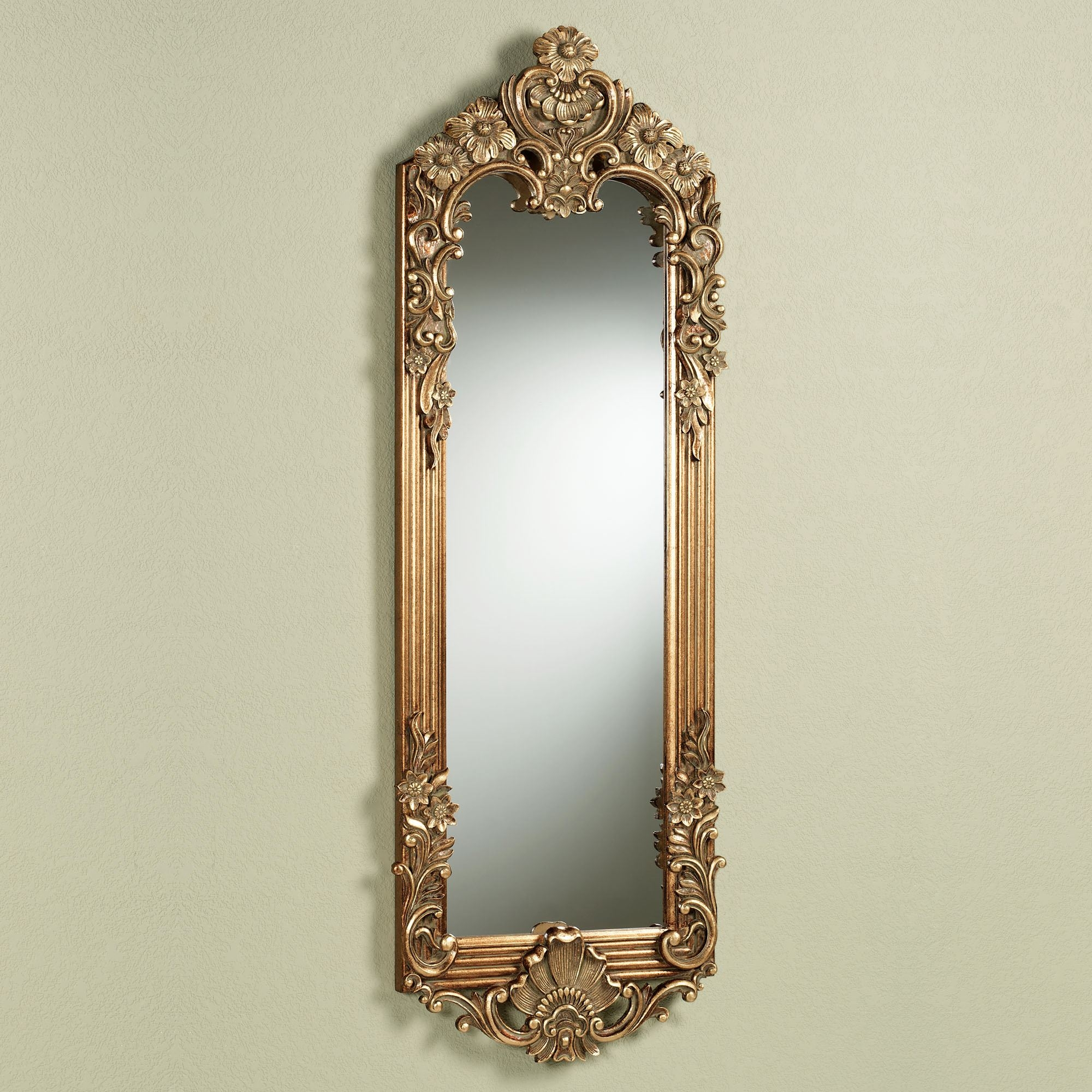 Wall Mirrors Touch Of Class With Regard To Long Narrow Mirrors For Sale (Image 15 of 15)