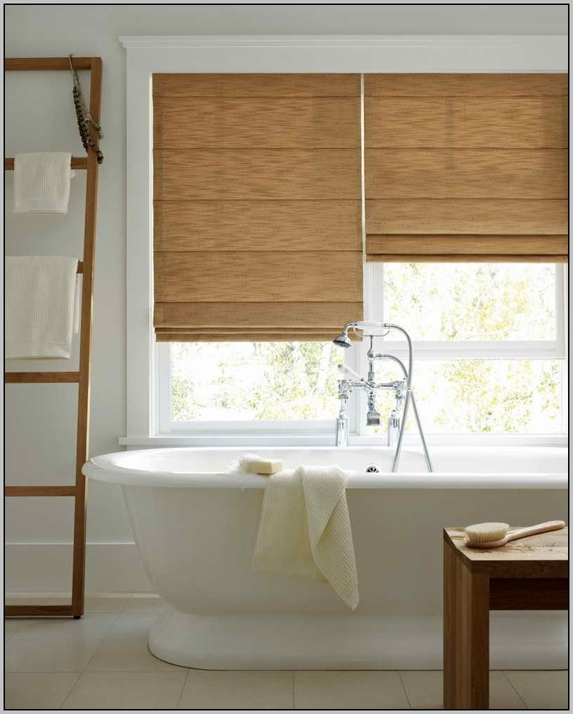 Waterproof Curtains For Bathroom Window With Regard To Curtains For Bathrooms Windows (Image 14 of 15)