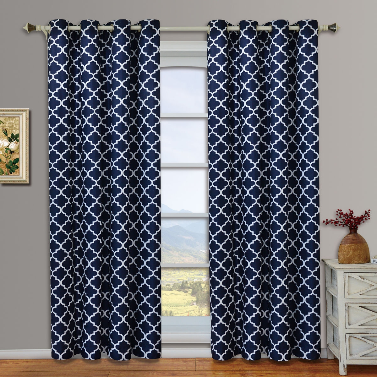 What Are The Best Thermal Drapes Ebay With Regard To Thermal Insulation Curtains (Image 14 of 15)