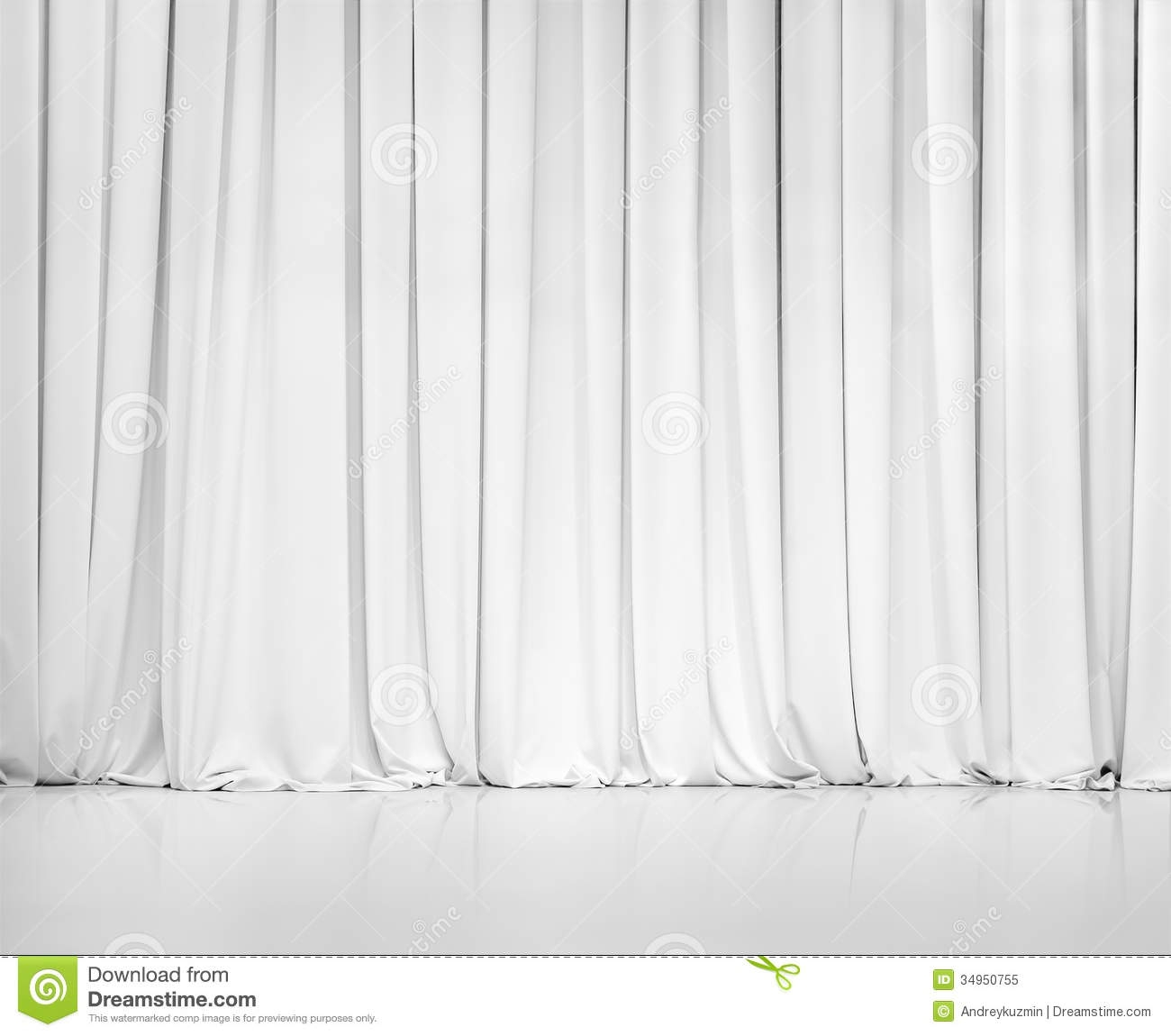 White Curtain Or Drapes Background Royalty Free Stock Photo Pertaining To White Velvet Curtains (Image 14 of 15)