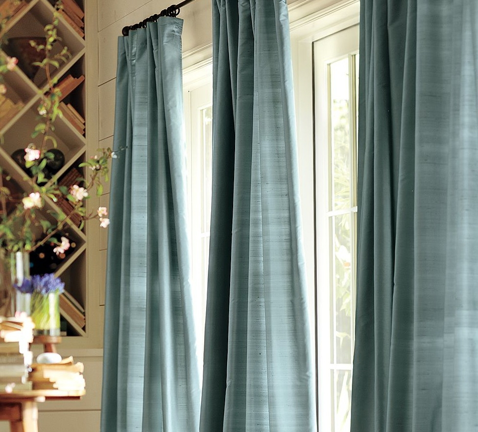 White Extra Long Blackout Curtains Best Curtains 2017 Intended For Extra Long Blackout Curtains (Image 15 of 15)