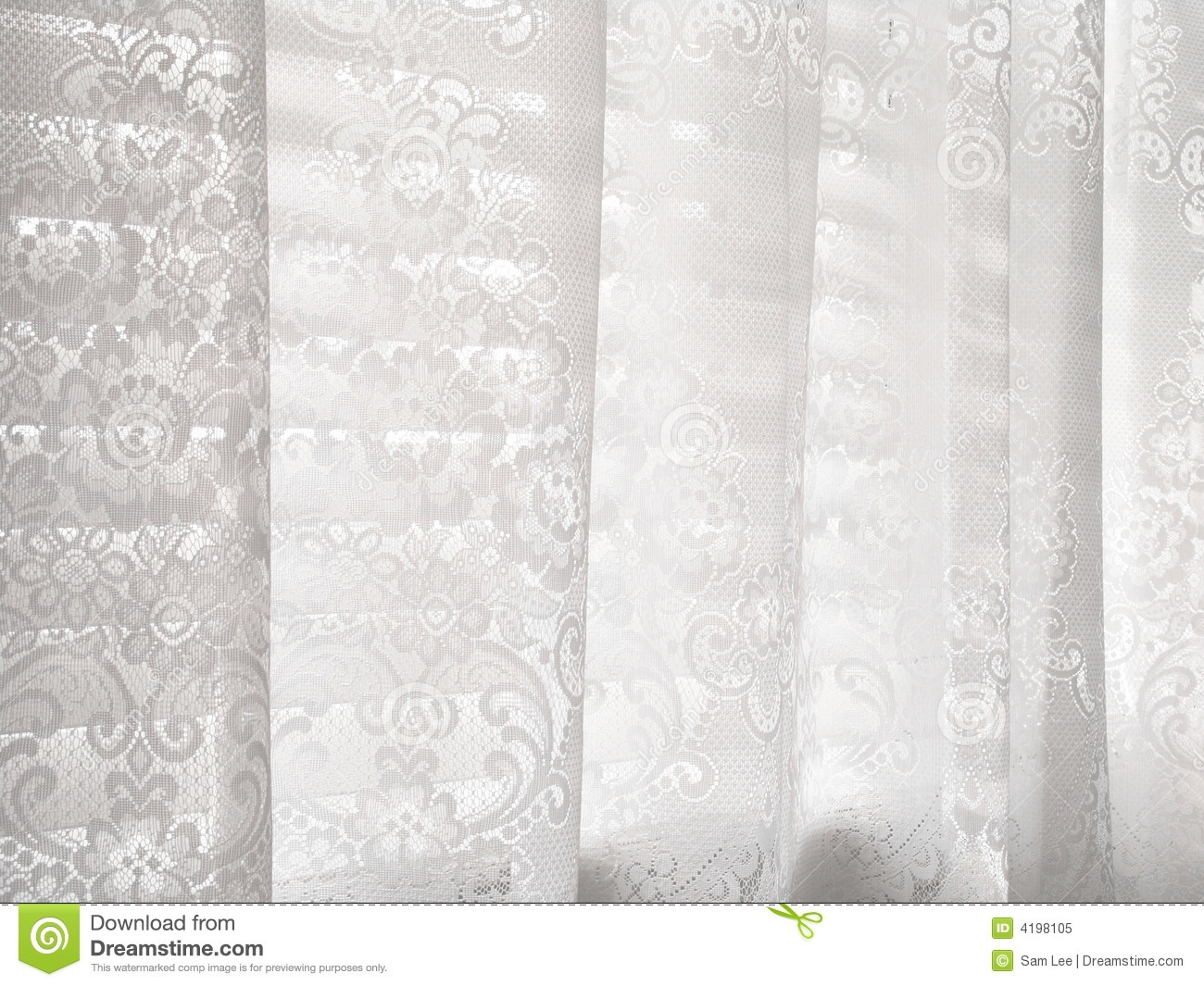 White Lace Window Blinds Abstract Pattern Royalty Free Stock Photo Throughout Pattern Blinds (View 3 of 15)