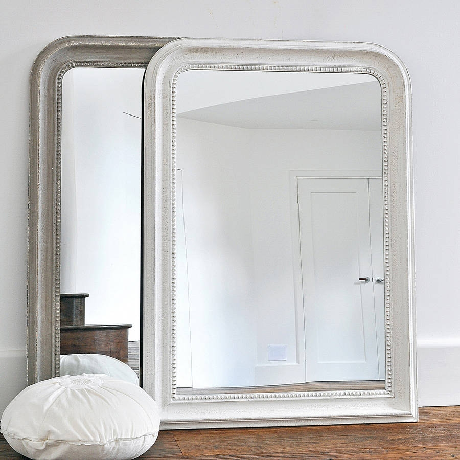 White Wall Mirrors Decorative Inarace Intended For Cream Wall Mirror (Image 15 of 15)