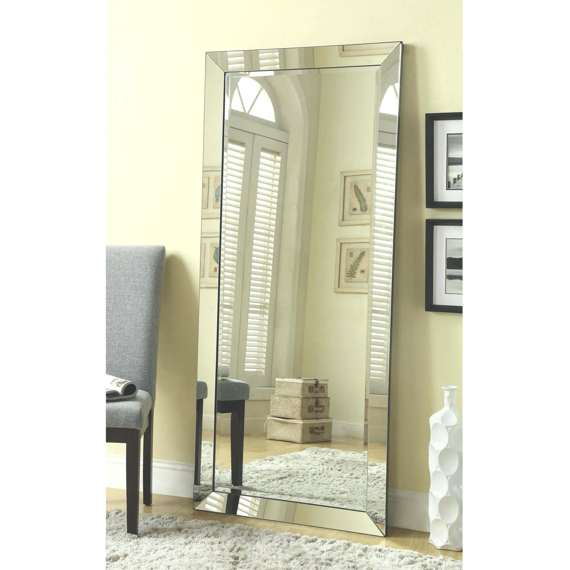 Whole Wall Mirror Wardrobe Armoire Pitchloveco For Long Silver Mirror (Image 15 of 15)