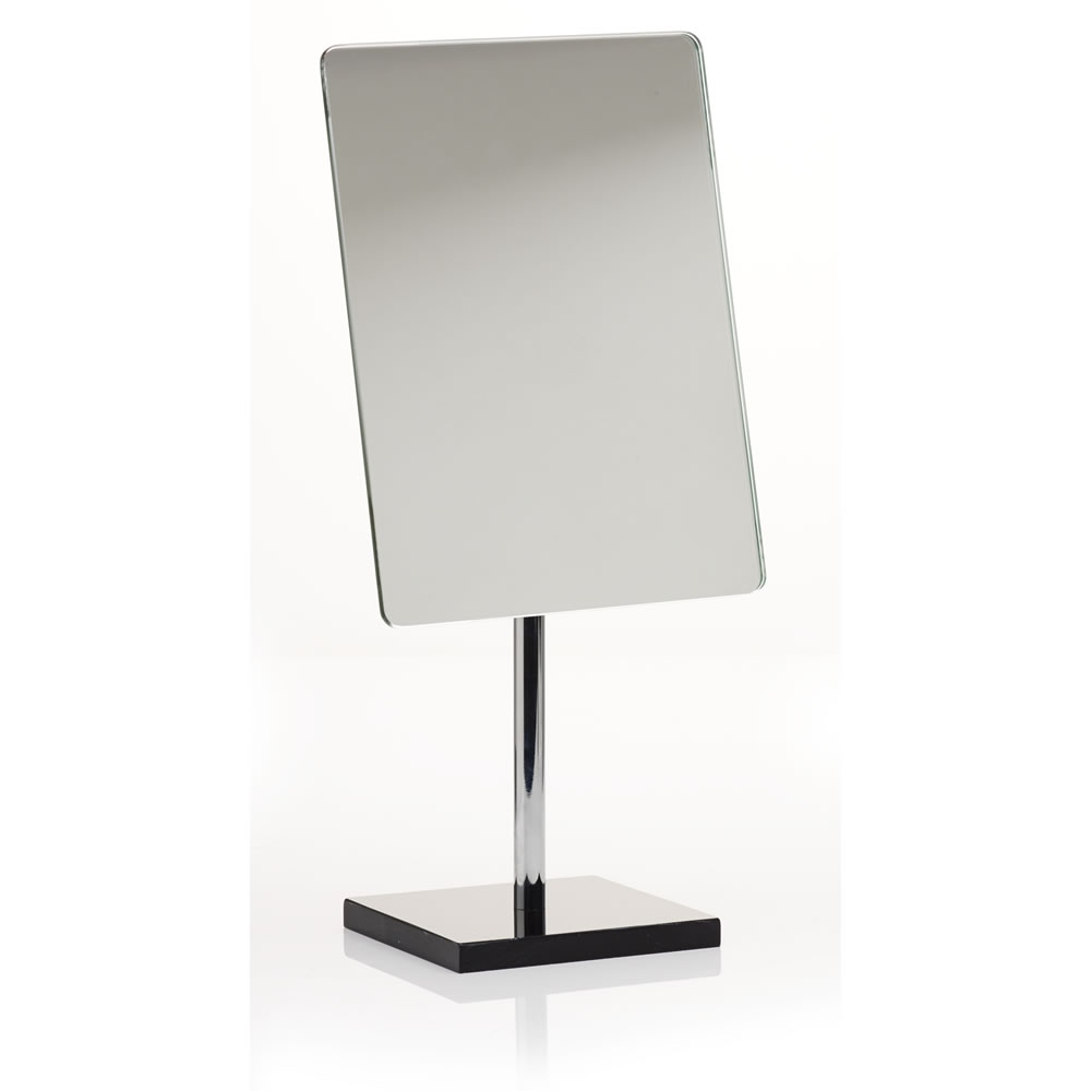 Wilko Freestanding Mirror Black At Wilko Pertaining To Black Free Standing Mirror (Image 15 of 15)