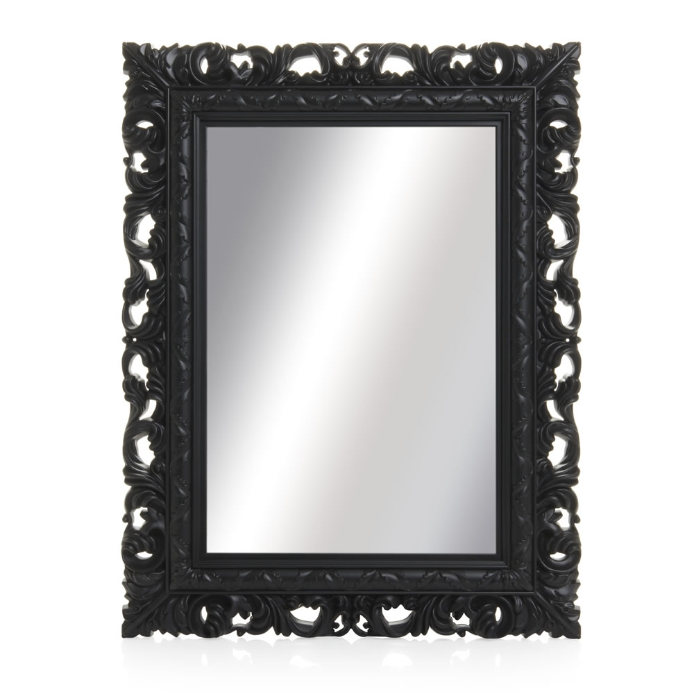Featured Image of Black Ornate Mirrors