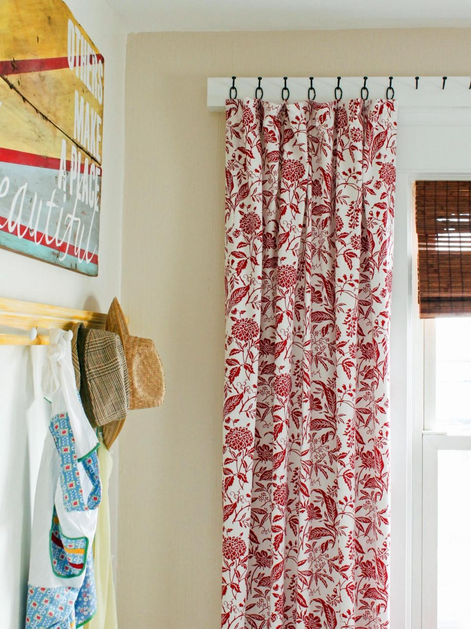 Window Treatment Ideas Hgtv With Quirky Curtains (Image 15 of 15)