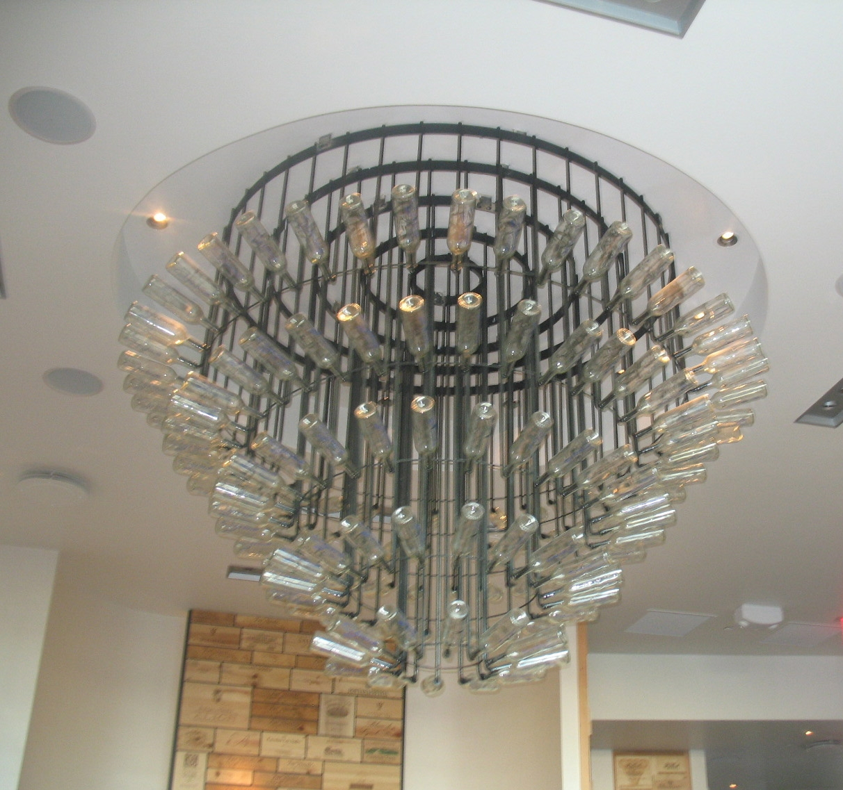 Wine Bottle Chandeliers At Their Best Lightopias Blog The Regarding Expensive Chandeliers (Image 15 of 15)