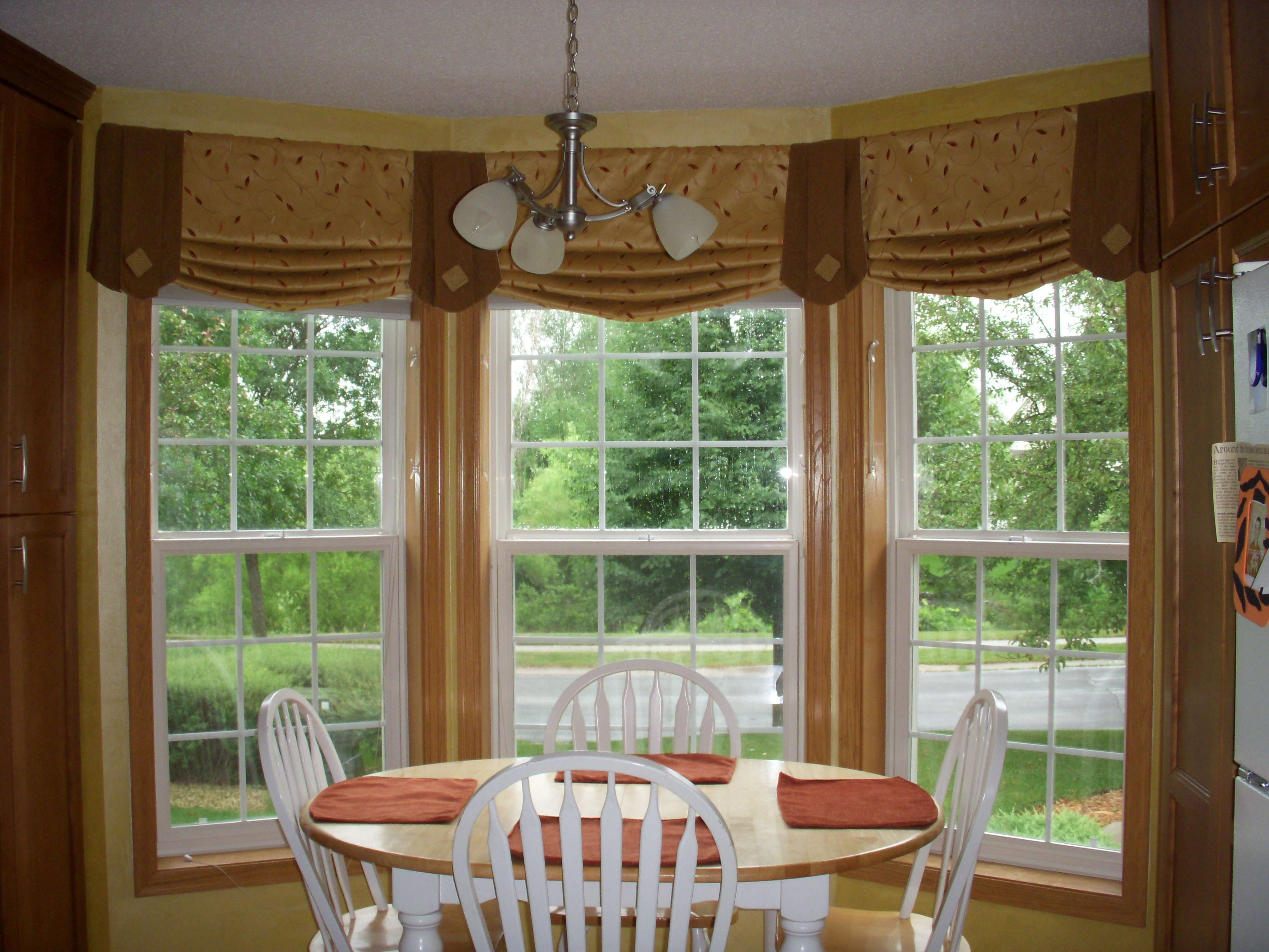 15 Best Ideas Curtains For Round Bay Windows Curtain Ideas