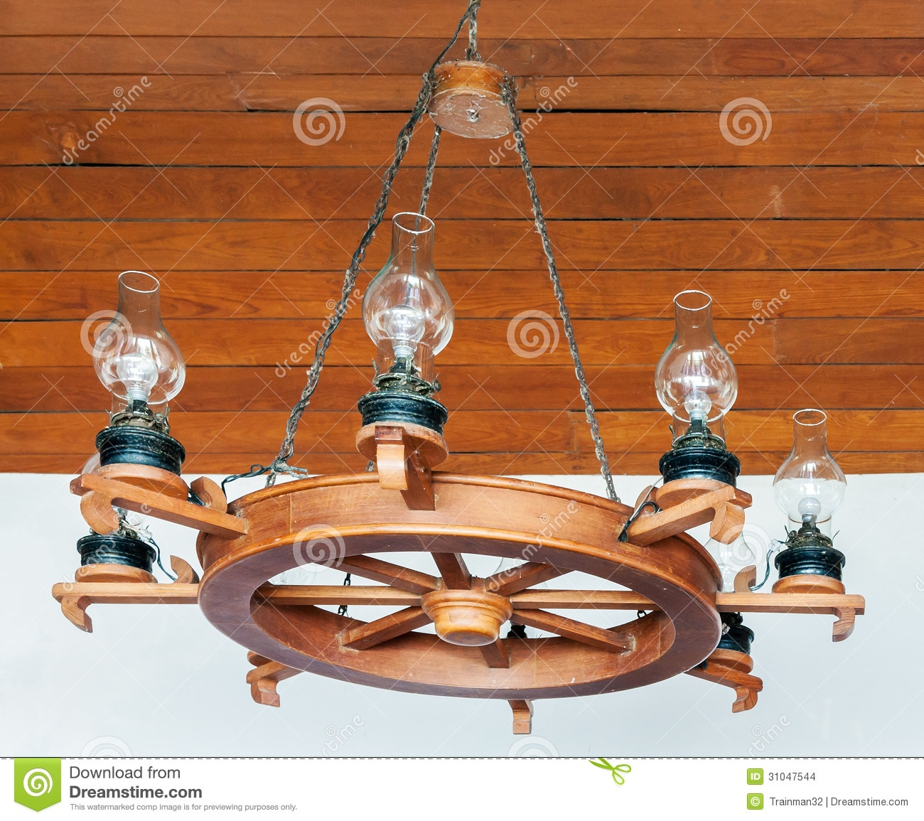 Wooden Chandeliers Stock Images Image 31047544 Intended For Wooden Chandeliers (Image 14 of 15)