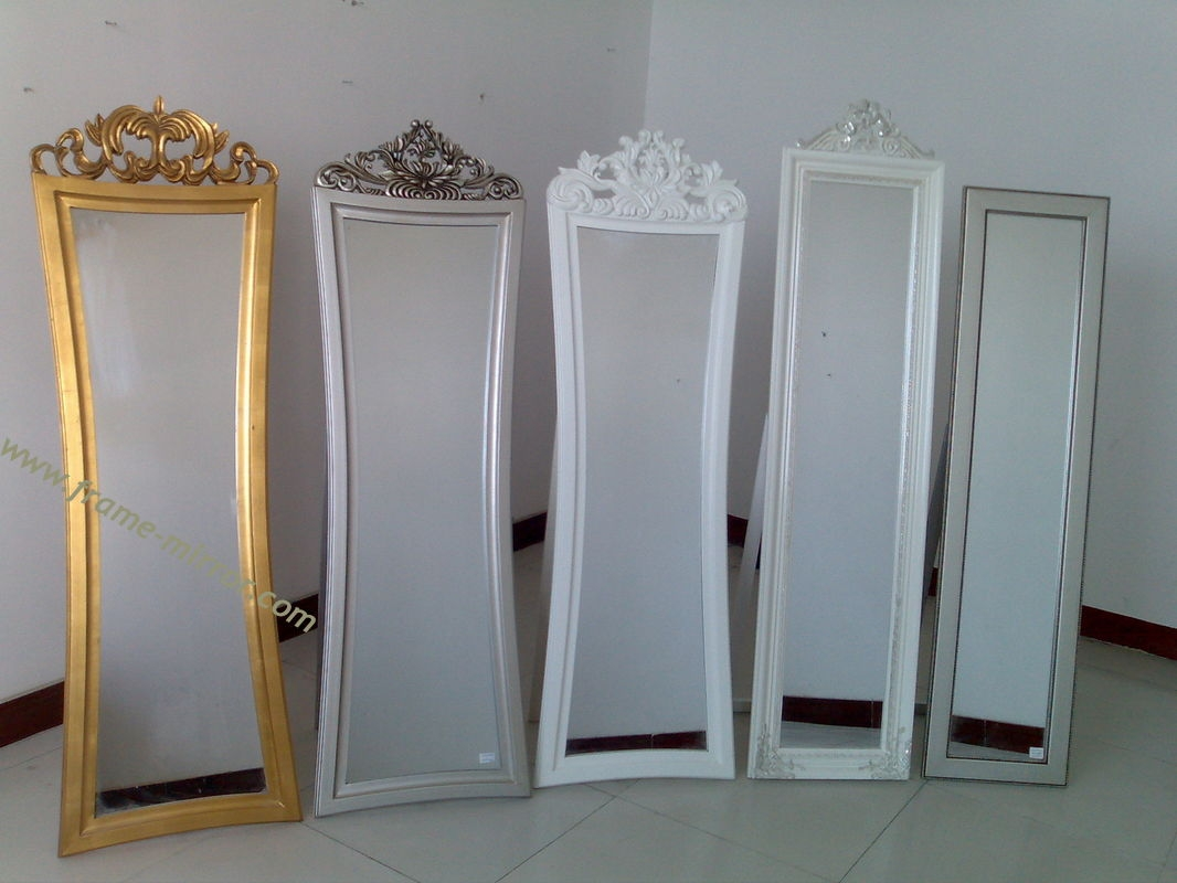 Wooden Framed Cheval Mirrorstanding Dressing Mirror Regarding Standing Dressing Mirror (View 1 of 15)